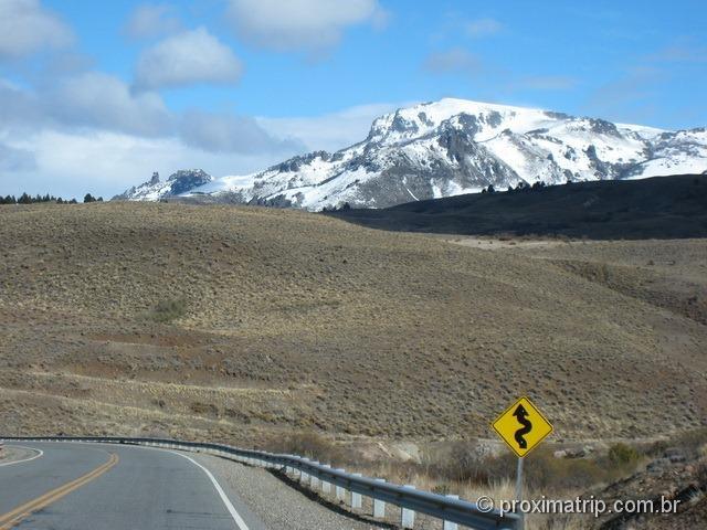 mais picos nevados próximos a Bariloche