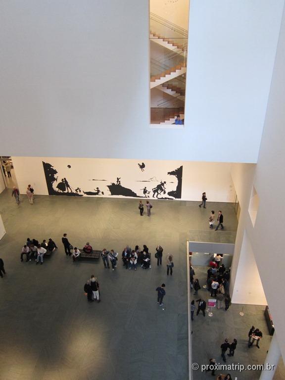 MoMA por dentro