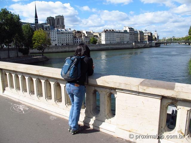 ponte Louis Philippe - Paris