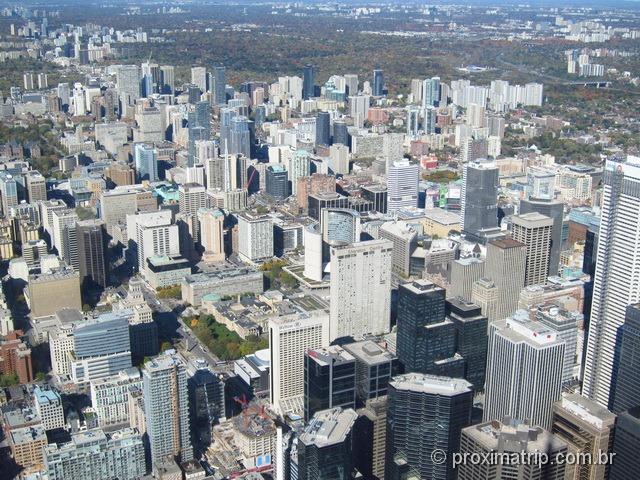 Cidade de Toronto - Canadá