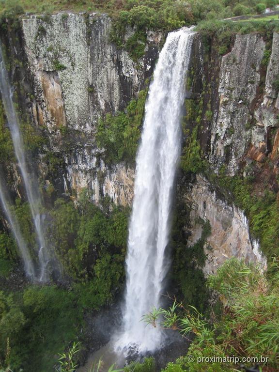 cascata do avencal - urubici