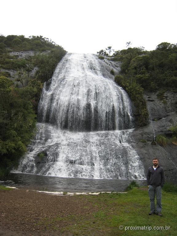 cascata véu de noiva - urubici