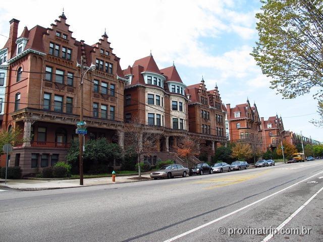 rua residencial - philadelphia