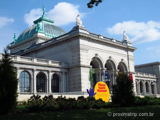 Memorial Hall, hoje Please Touch Museum - Philadelphia