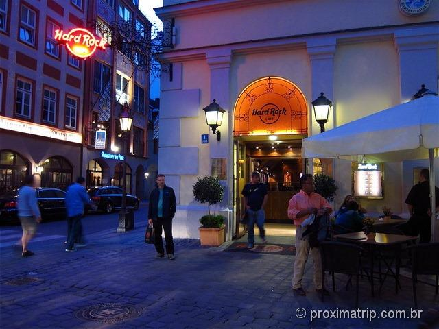 Hard Rock Café de Munique