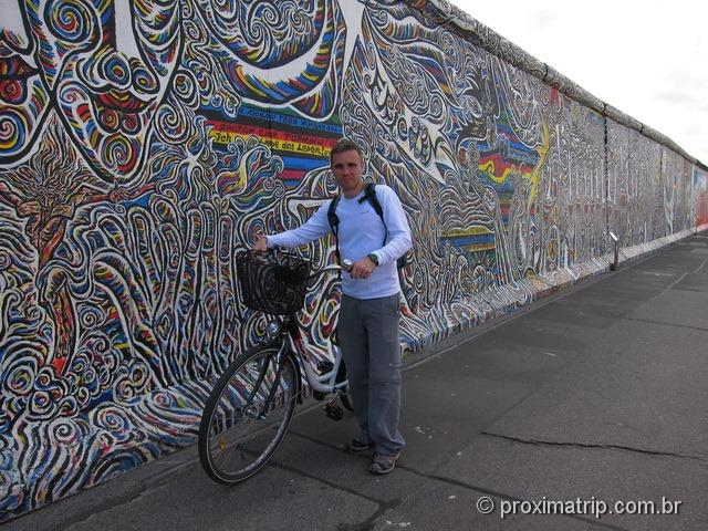 grafite no Muro de Berlim - East Side Gallery - 06