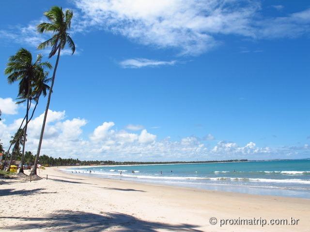 Praia de Maracaípe: praia com natureza e sossego em Pernambuco