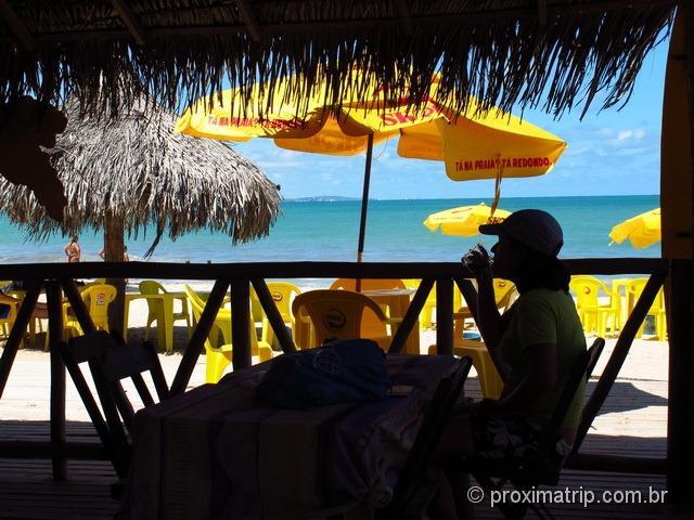 Restaurante Recanto Saberé - praia de maracaípe