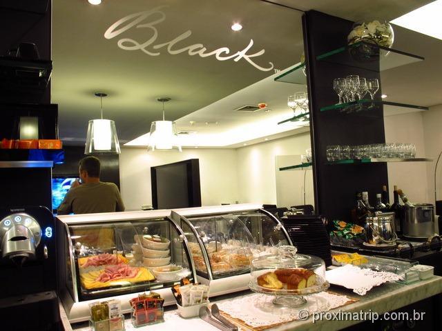 Testamos a Sala Vip Mastercard Black no Aeroporto de Guarulhos