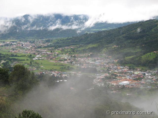 foto da cidade de Urubici