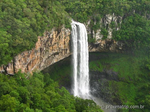 Cachoeira do Caracol - Canela - RS