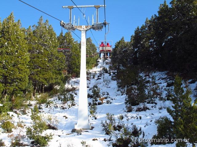 Aerosilla Cerro campanario - Bariloche