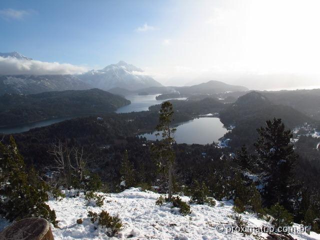 Cerro Campanario - vista das montanhas em Bariloche - foto 2