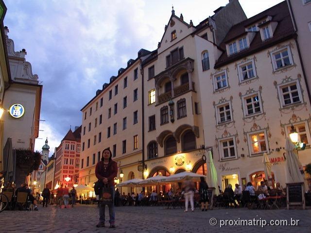 Hofbräuhaus - Pontos turísticos em Munique