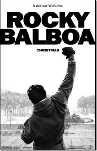 capa Rocky Balboa - ponto de vista do Museu de Arte da Philadelphia