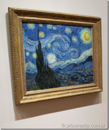 MoMA: Noite Estrelada, de Vincent Van Gogh