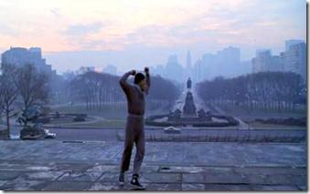 rocky campeão - Philadelphia Museum of Art