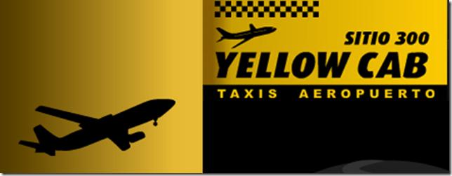 yellow cab taxi cidade mexico
