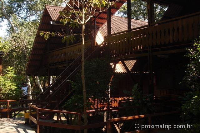 apartamentos do passo do lontra parque hotel - pantanal