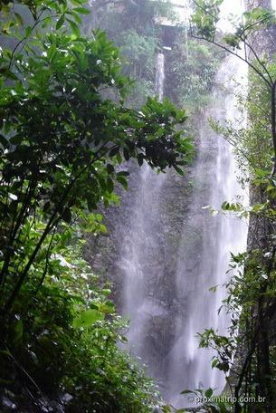 Cachoeira da Marta - Botucatu