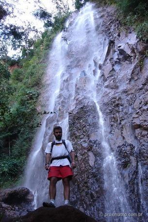 Cachoeira - Parque Ecológico da Pavuna