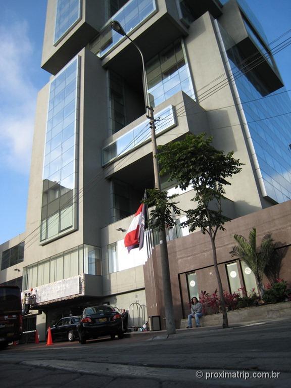 Review do Casa Andina Private Collection Miraflores - Lima - Peru