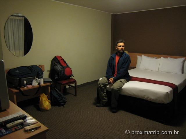 quarto do Casa Andina Classic - Lima
