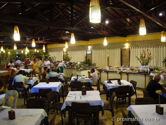 restaurante Grand Oca Maragogi Resort - review Proximatrip