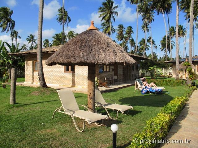 Apartamentos jardim e piscina - Grand Oca Maragogi Resort