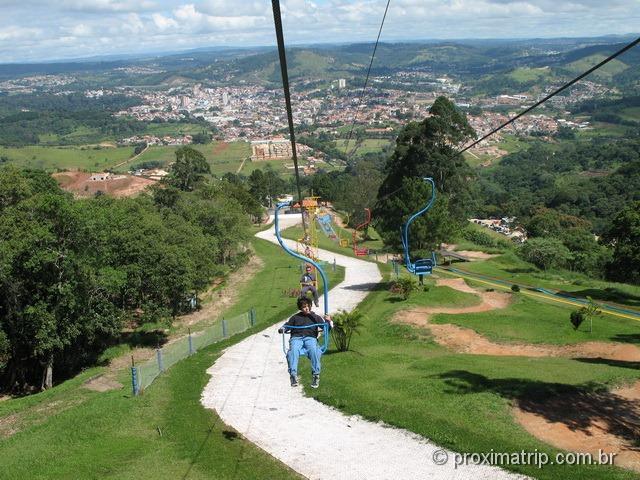 Teleférico Ski Mountain Park - São Roque