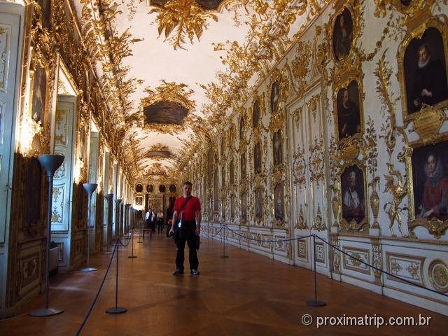 ancestral gallery - residenz - munique