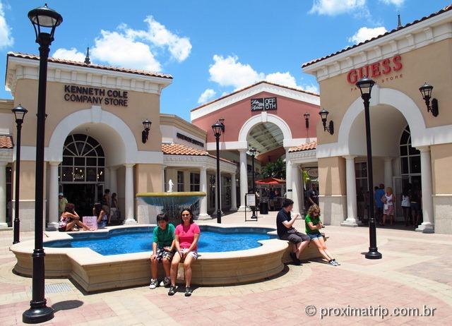 Compras em Orlando - Outlet Premium International Drive