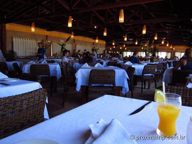 restaurante grand Oca Maragogi Resort - antigo miramar