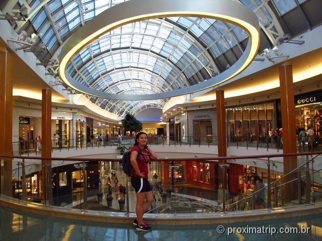 shopping Mall At Millenia - compras em Orlando - resumão