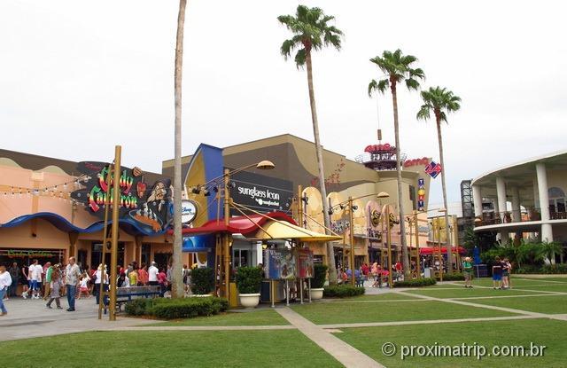 Downtown Disney em Orlando