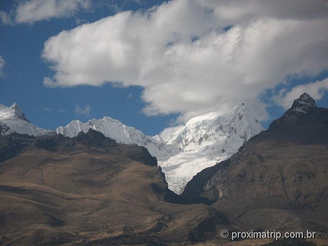 Montanhas Cordilheira Blanca - Huaraz - Peru