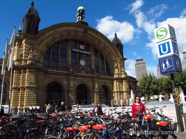 Frankfurt HBF - Hauptbahnhof