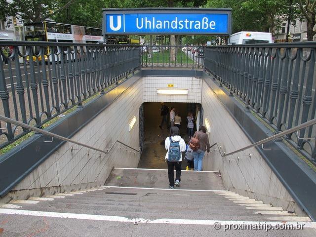 Berlim - Uhlandstrasse