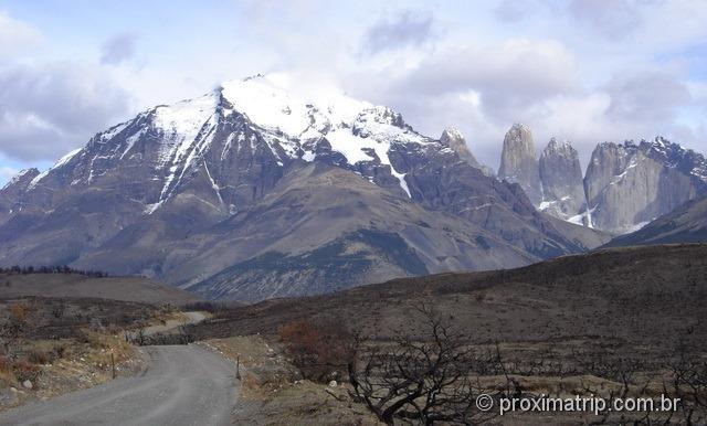Torres del Paine - duas torres