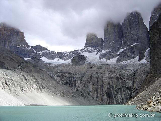 Torres del Paine - Mirador de Las Torres