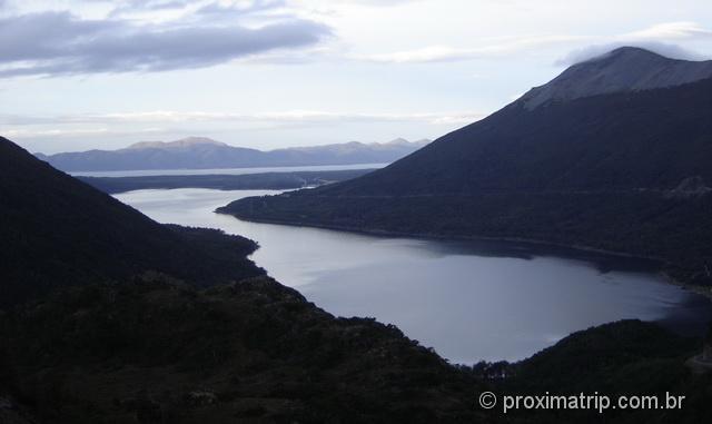 Paso Garibaldi - mirador lago escondido