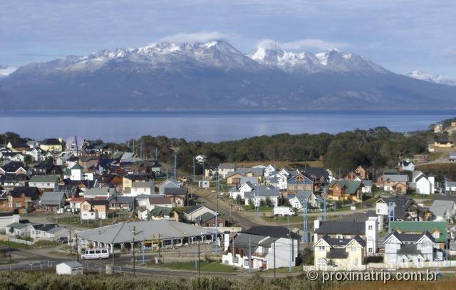 cidade de Ushuaia