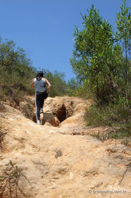 Trilha do pai zé - parque estadual do jaraguá - Pico do Jaraguá