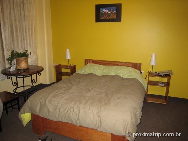 quarto do Hotel Olaza's Bed & Breakfast