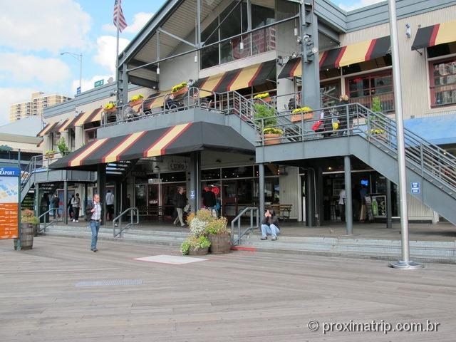 Pier 17 - Nova Iorque