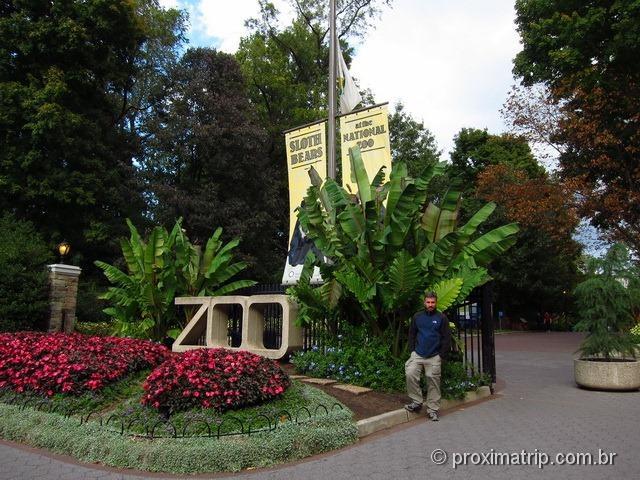 National Zoo em Washington DC – passeio no zoológico da capital dos EUA