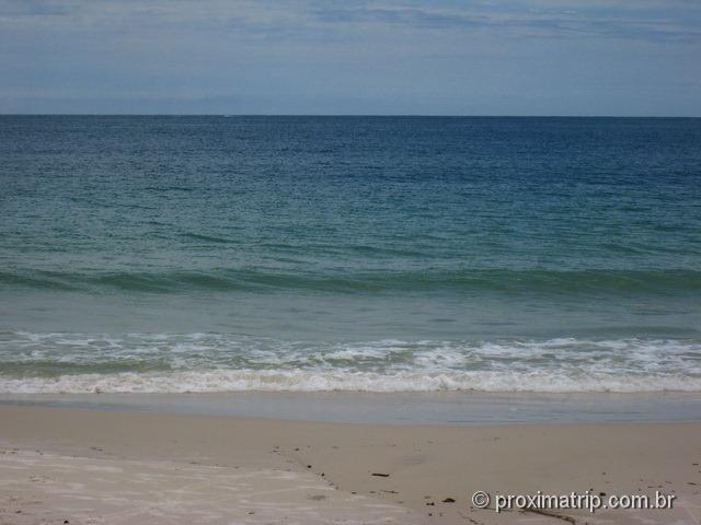 Praia de Quatro Ilhas - Bombinhas - SC