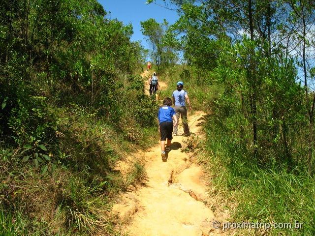 Pq. Estadual do Jaraguá - trilha do Pai zé