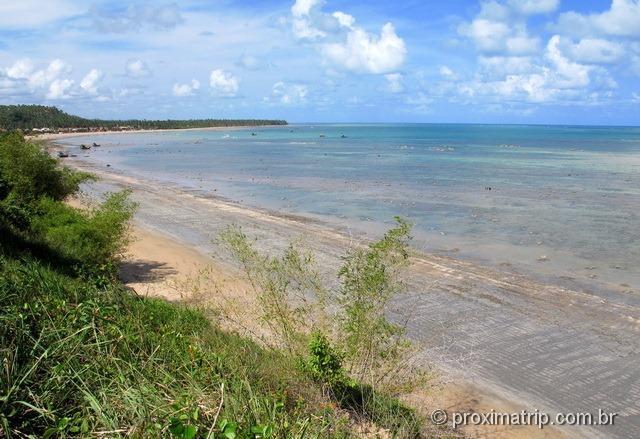 Barreira do Boqueirão - Rota Ecológica Alagoas