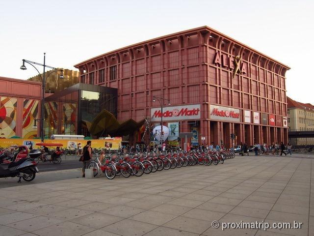 Alexanderplatz: Alexa Shopping - Berlim
